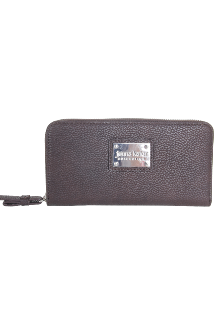 Peninsulas Wallet - Chestnut Brown