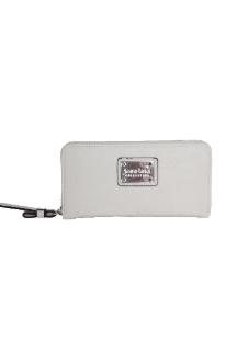 Peninsulas Wallet - Cream