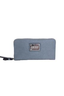 Peninsulas Wallet - Dusty Blue