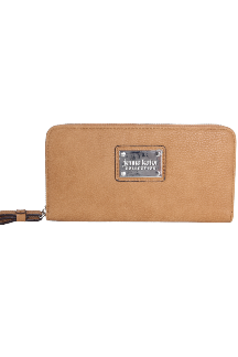 Peninsulas Wallet - Honey