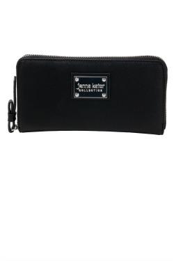 Peninsulas Wallet - Black Licorice