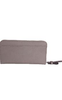 Peninsulas Wallet - Mocha (Back)