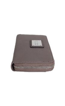 Peninsulas Wallet - Mocha (Side)