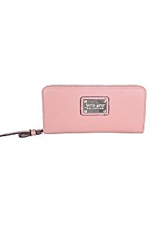 Peninsulas Wallet - Rose Pink
