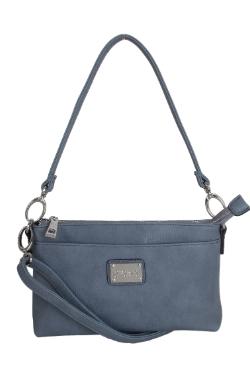 Presque Isle Handbag - Dusty Blue