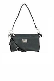 Presque Isle Handbag - Black Licorice