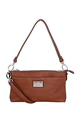 Presque Isle Handbag - Rustic Tan