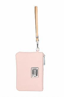 Saugatuck Wristlet - Blush Pink