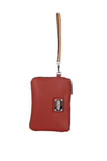 Saugatuck Wristlet - Burnt Orange