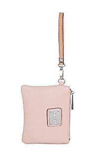 Saugatuck Wristlet - Cotton Candy Pink