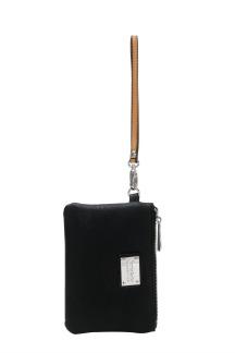 Saugatuck Wristlet - Black Licorice