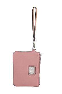 Saugatuck Wristlet - Rose Pink
