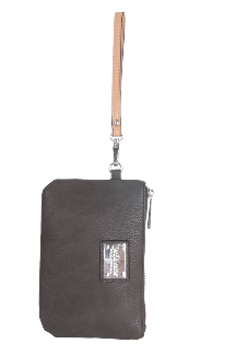 Saugatuck Wristlet - Twilight Gray
