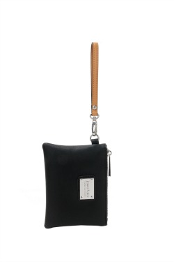 South Haven Wristlet - Black Licorice