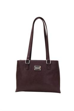 Sault Ste. Marie Handbag - Plum