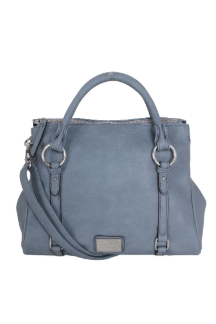 St. Joseph Handbag - Dusty Blue