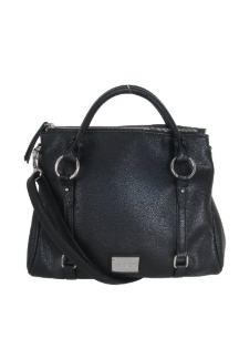 St. Joseph Handbag - Night Sky Black