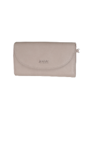 Adrian Wristlet|Wallet - Rosé