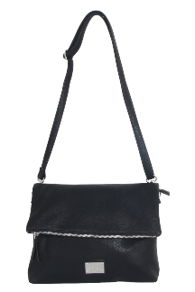 Albion Handbag - Night Sky Black
