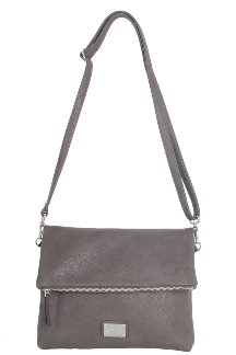 Albion Handbag - Twilight Gray