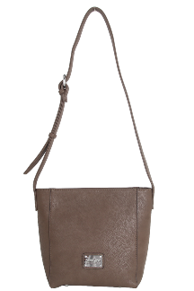 Alma Crossbody - Latte
