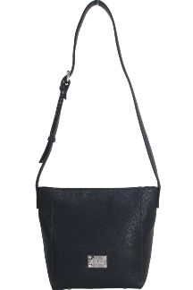 Alma Crossbody - Night Sky Black