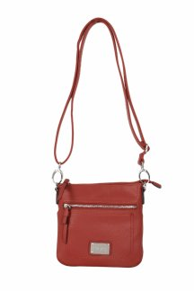 Armada Crossbody - Burnt Orange
