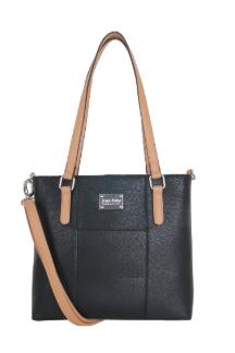 Boyne City Handbag - Night Sky Black