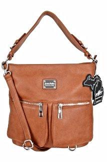 Charlevoix Handbag - Rustic Tan