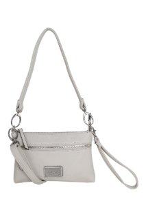Cross Village Handbag - Cream
