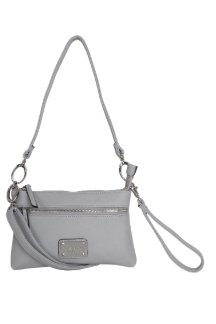 Cross Village Handbag - Farmhouse Gray