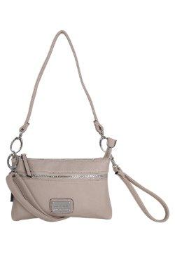 Cross Village Handbag - Rosé
