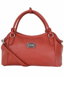 Farmington Handbag - Burnt Orange
