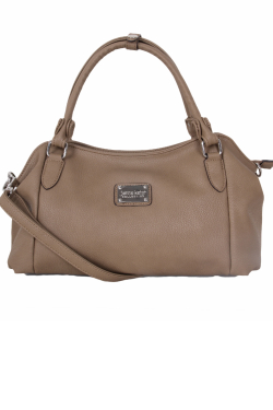 Farmington Handbag - Clay