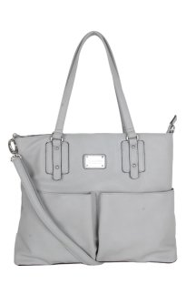Fowlerville Handbag - Farmhouse Gray