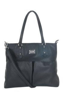 Fowlerville Handbag - Night Sky Black