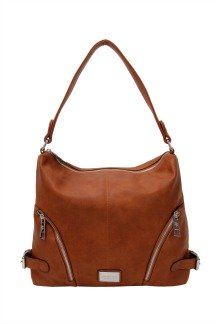 Frankfort Hobo - Rustic Tan