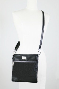 Glen Arbor Crossbody - Jet Black