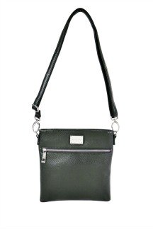 Glen Arbor Crossbody - Black Licorice