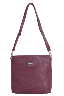 Grand Traverse Bay Crossbody - Mulberry