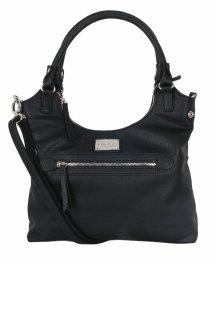 Hastings Handbag - Onyx Black