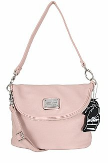 Holland Handbag - Blush Pink