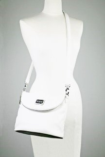 Holland Handbag - White