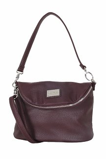 Holland Handbag - Wine
