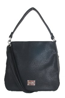 Hope Handbag - Night Sky Black