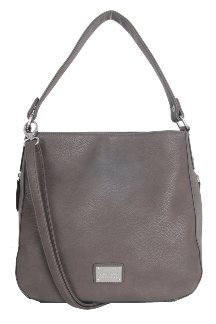 Hope Handbag - Twilight Gray