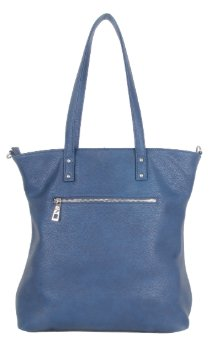 Howell Tote - Navy (Back)