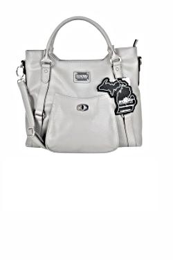 Huntington Handbag - Ash Gray