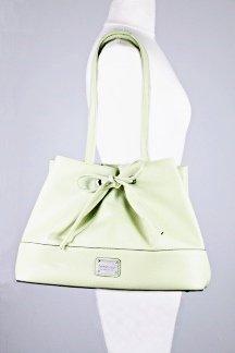 Lake Huron Handbag - Lime