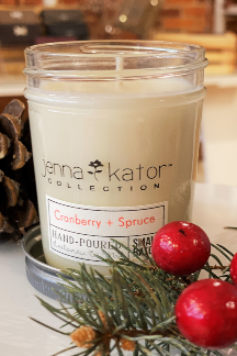 JKC Signature Holiday Candle